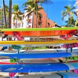 Hawaii☆お気に入りBEACHBOYSの看板♡