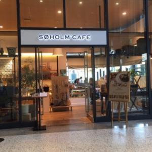 日韓で違う?スウェーデンのスイーツ、セムラ。〈スーホルムカフェ〉@梅田