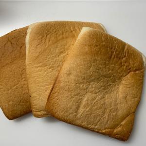 パンのミミを買う