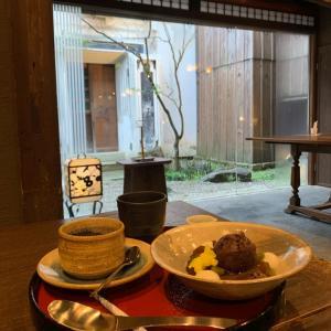滋賀スイーツ)蔵のある素敵なカフェ♡叶松寿庵