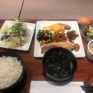 宇都宮ホテルメッツの朝食(^^)