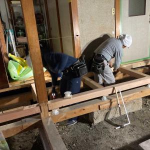 昭和45年築の我が家の改修
