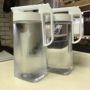 麦茶を沸かすのをやめました