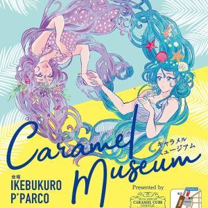 14日から始まります「CARAMEL MUSEUM~ハンドメイドの博物館~」に参加します♪