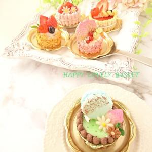 新作のミニケーキ5種