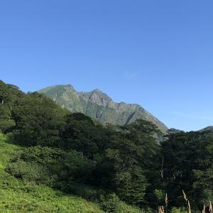 山の日なので谷川岳に行ってみました。