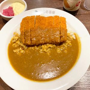 「coco壱番屋 西枇杷島店」のチキンカツカレーと赤たまタルタルソース @清須市下小田井