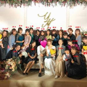 【祝報】元AKB48篠田麻里子様、ご懐妊! 前田敦子、大島優子、板野友美ら出席の自身の披露宴でご報告!!!