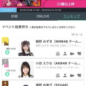 【速報】大人気タレントのNGT48中井りかさん、SHOWROOM・TGCイベントで4位wwwww【AKB48グループ TGC出演権獲得イベント】