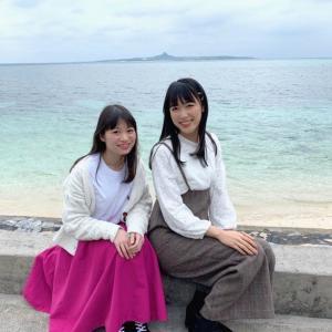 (*´▽`のの)沖縄さん旅日記ー1日目ー♡