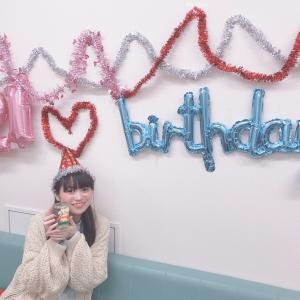 (*´▽`のの)ともちぃのお誕生日!♡