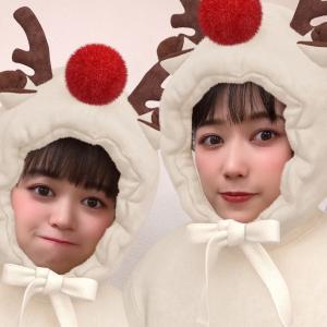 (*´▽`のの)クリスマス気分♪♪