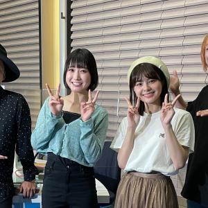 10/2(土)BSNラジオ「ひなたまつり」に横山実郁ゲスト出演