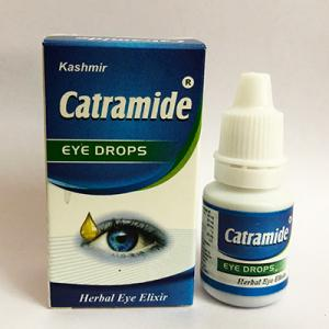 大人気の目薬「カトラミデ」とアーユルヴェーダの目薬