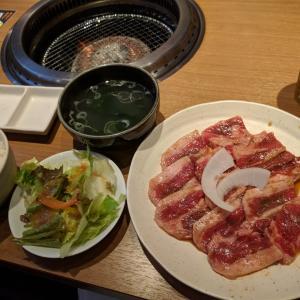 狭山市 煉火亭(れんかてい)で、おいしい焼き肉ランチ