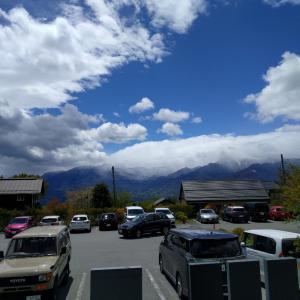 5月 八ヶ岳 スパティオ小淵沢に泊まりました