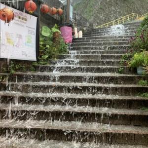 【台湾】九月の九份での観光は天気注意!雨の日の服装をチェック