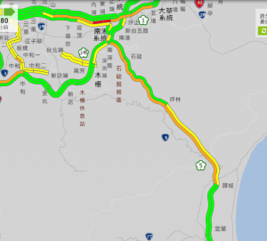 【台湾】中秋節休暇、高速道路下り線は本日夜から渋滞懸念、明日日中がピークか⁉