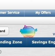 ZARAでの衝動買いを押さえるために、PNC Bankのブタさんにお世話になる。