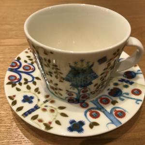 【暮らし】イッタラのコーヒーカップ