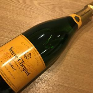 【ワインのある暮らし】ヴーヴクリコでお祝い