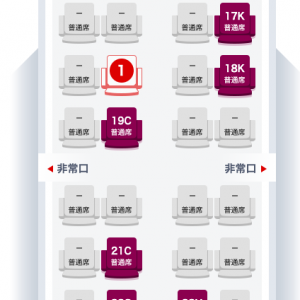 【JAL】東京ー伊丹路線で小さな機材