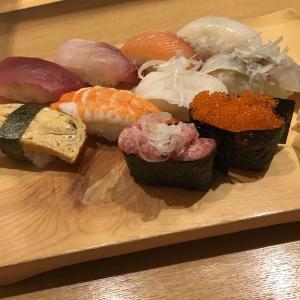【休日のご飯】がってん寿司に行ってみた