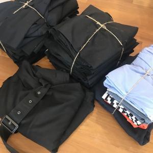 【暮らし】スーツの断捨離