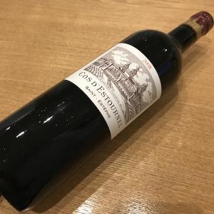 【ワインのある暮らし】シャトー・コス・デストゥルネル 2008