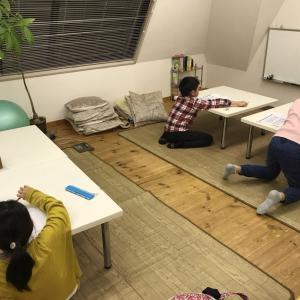 小学三年生、初めての英検。リスニング模試
