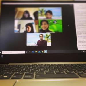 オンライン英会話、Zoomで4技能を磨きましょう!