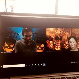 Halloween仕様@zoom
