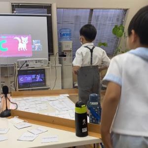 6/15(火)キッズ低学年クラスの様子(動画有り)