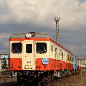 水島臨海鉄道「鉄道の日」イベント(9=最終回)えぴろーぐ