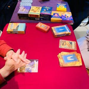 【感想】カードはともだち福笑い会開催しました