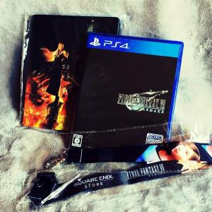 PS4「FINAL FANTASY VII REMAKE」