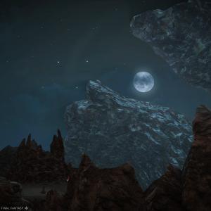 アム・アレーンの月