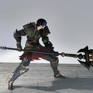 ミーン装備一式(竜騎士)