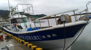 2019年7月20日アラ釣り 新潟「光海丸」