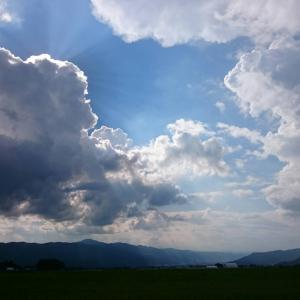 9月1日の原村は〜天使がいっぱい!
