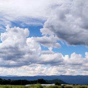 星降る原村〜ふわんふわんの雲と商品券と弁当と