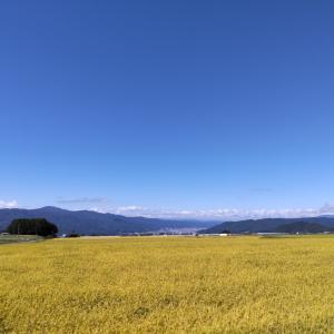 原村は寒くなって来たよ〜そんな原村の景色!