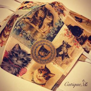 Catique, limited Shop本日より開催