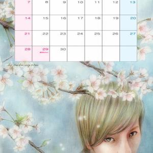 やっぱり4月は桜よねv