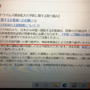 日本帰省を妄想する