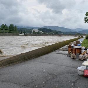 九州南部集中豪雨!