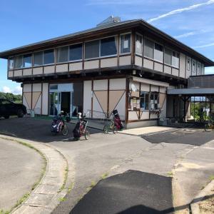 最上川グリーンパークゴルフ場!