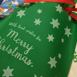 クリスマスのプレゼントとか
