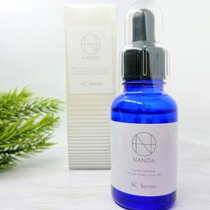 エイジングケアに高純度ヒト幹細胞培養液が入った美容液『NANOA』