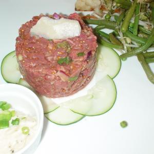タルタルステーキ